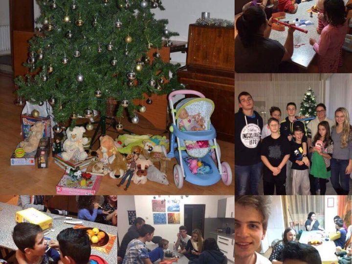 Mikulášske prekvapenie pre deti v detskom domove v Bratislave