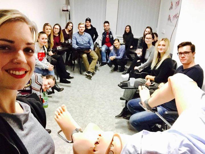 Zasadnutie miestnej organizácie v Bratislave