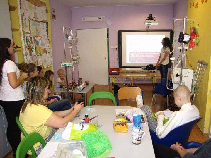 Školenie na Detskej onkológii v Košiciach