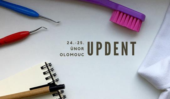 Pozvánka na UPdent